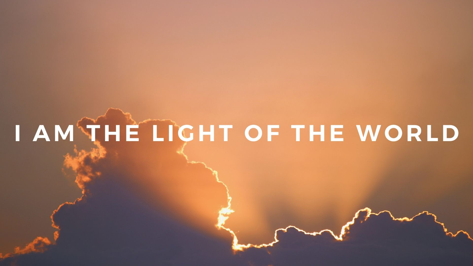 Is Jesus the Light of Your World? ~ blog – 180 Ministries